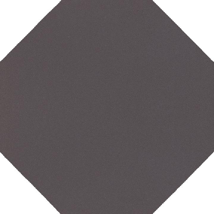 Achteckfliese SF 80 A.11, schwarzbraun