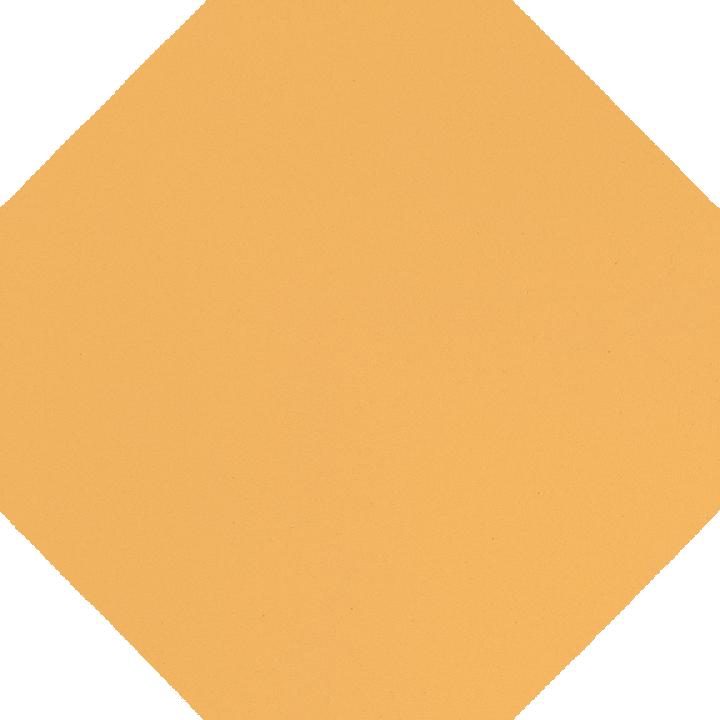 Octagonal tile SF 80 A.12, gelb kräftig