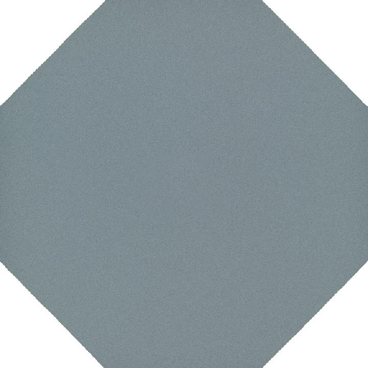 Achteckfliese SF 80 A.13, blau gedeckt