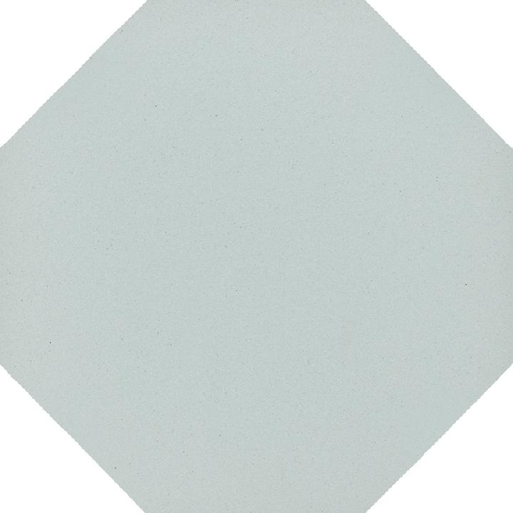 Achteckfliese SF 80 A.14, blau hell
