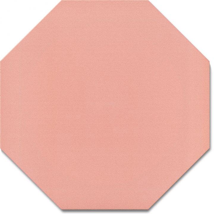 Achteckfliese SF 80 A.16, rosa kräftig