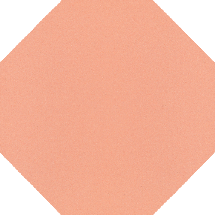 Octagonal tile SF 80 A.16, rosa kräftig