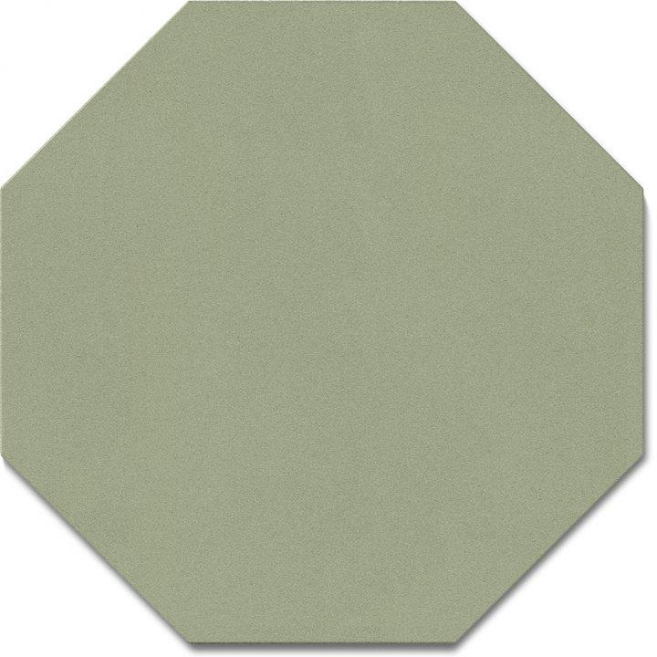 Achteckfliese SF 80 A.22, grün kalt