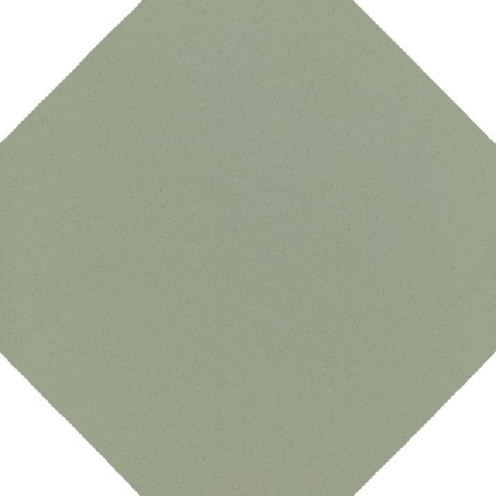 Octagonal tile SF 80 A.22, grün kalt