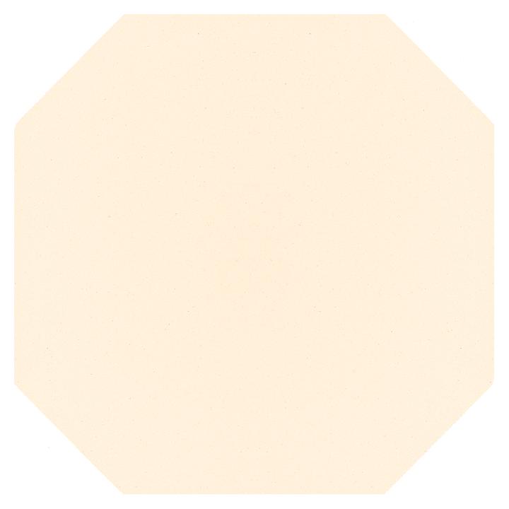 Achteckfliese SF 82 A.1, cremeweiß