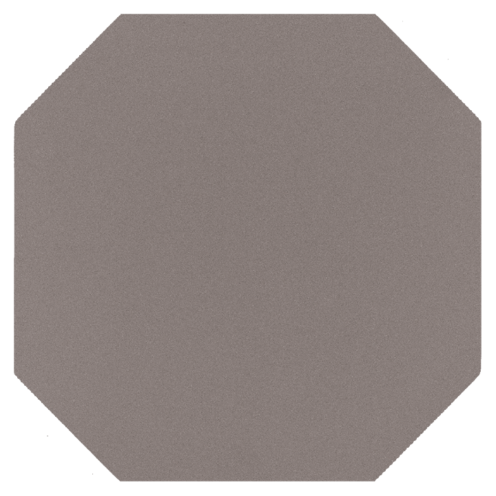 Achteckfliese SF 82 A.5, dunkelgrau