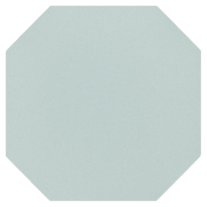 Octagonal tile SF 82 A.14, blau hell