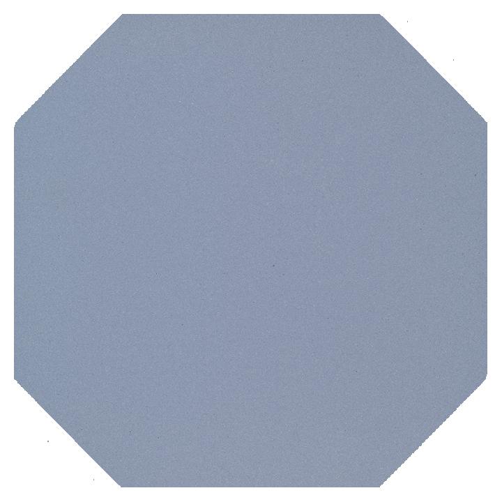 Achteckfliese SF 82 A.15, blau kräftig