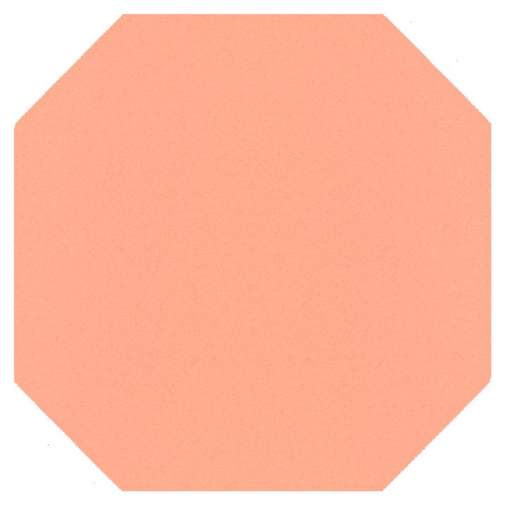 Octagonal tile SF 82 A.16, rosa kräftig