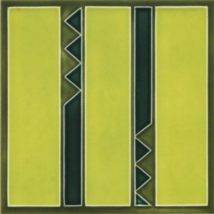 Tile designed by Artist FCC 25