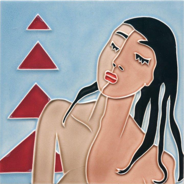 Tile designed by Artist FCC 22 A  V1