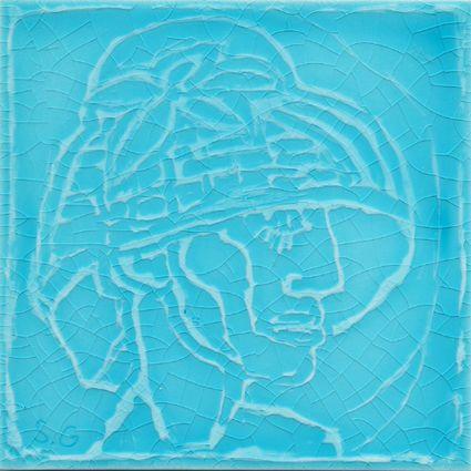 Tile designed by Artist FSG 1 V2