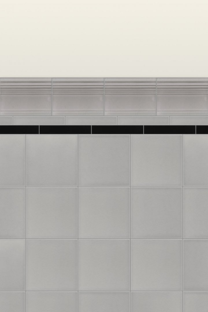 Wall tiles Borders, base tiles and trim pieces Verlegebeispiel B 14.50