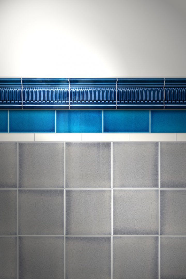 Wall tiles Borders, base tiles and trim pieces Verlegebeispiel B 2.653