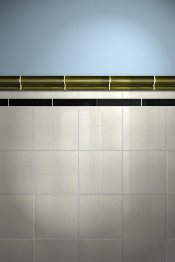Wall tiles Borders, base tiles and trim pieces Verlegebeispiel B 7.29
