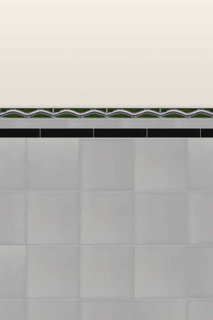 Wall tiles Borders, base tiles and trim pieces Verlegebeispiel B 8 V2