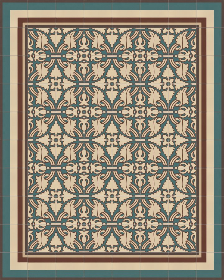 Layouts and patterns SF 331 B l