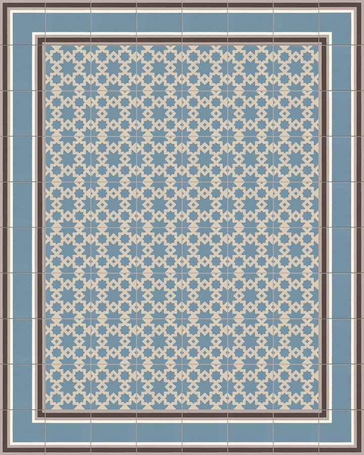 Floor tiles Floor Tiles multi-coloured Layouts and patterns SF 258 A