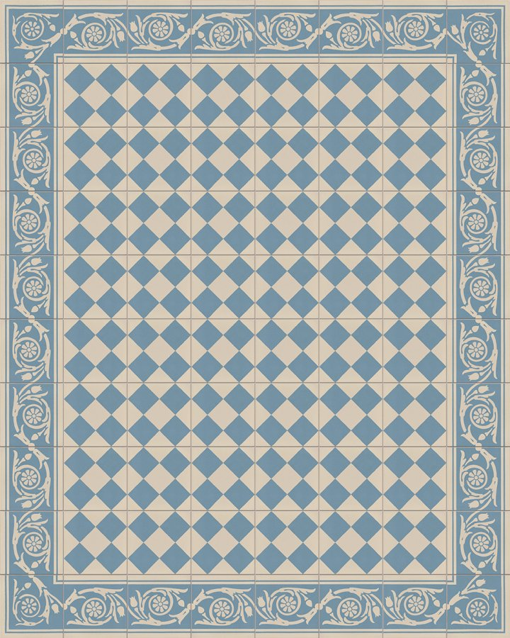 Floor tiles Floor Tiles multi-coloured Layouts and patterns SF 218 A