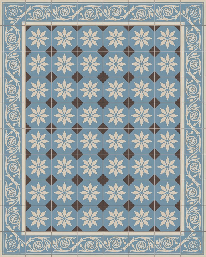 Floor tiles Floor Tiles multi-coloured Layouts and patterns SF 308 A