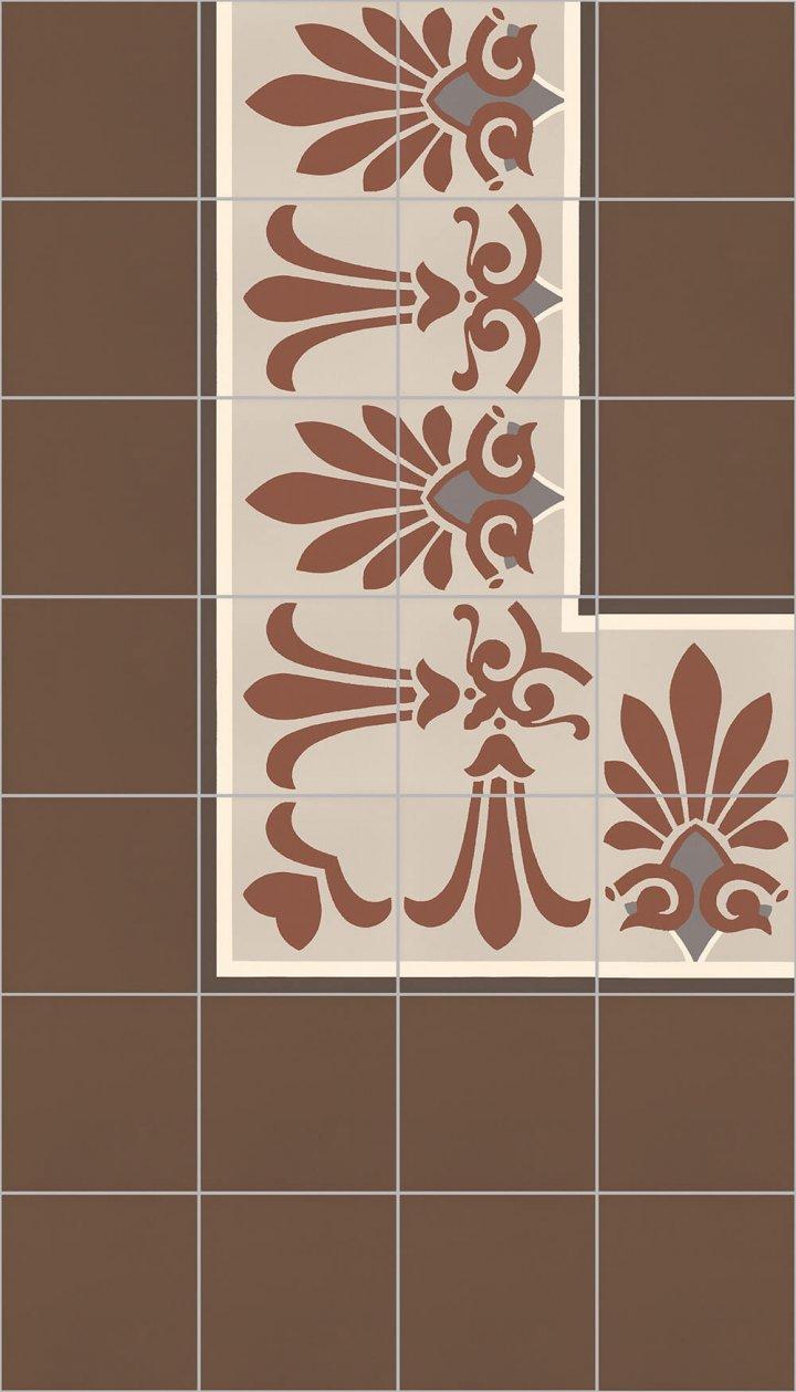 Floor tiles Floor Tiles single-coloured Floor Tiles multi-coloured SF 10.24 S rand