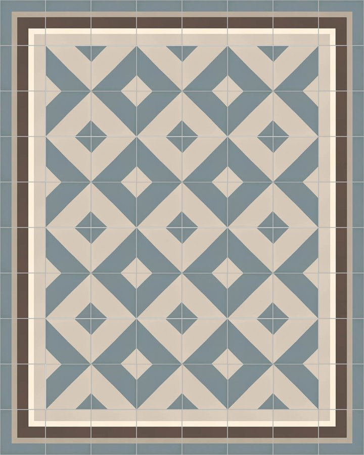 Floor tiles Floor Tiles multi-coloured Layouts and patterns SF 209 A