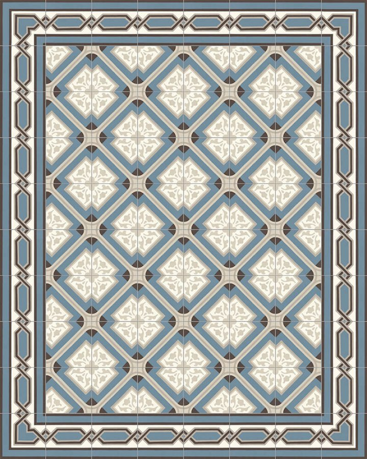 Floor tiles Floor Tiles multi-coloured Layouts and patterns SF 556 A