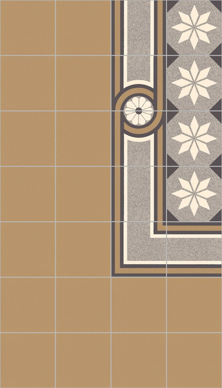 Floor tiles Floor Tiles single-coloured Floor tiles SF 10.6 rand