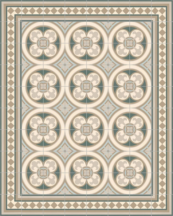 Floor tiles Floor Tiles multi-coloured Layouts and patterns SF 550 G