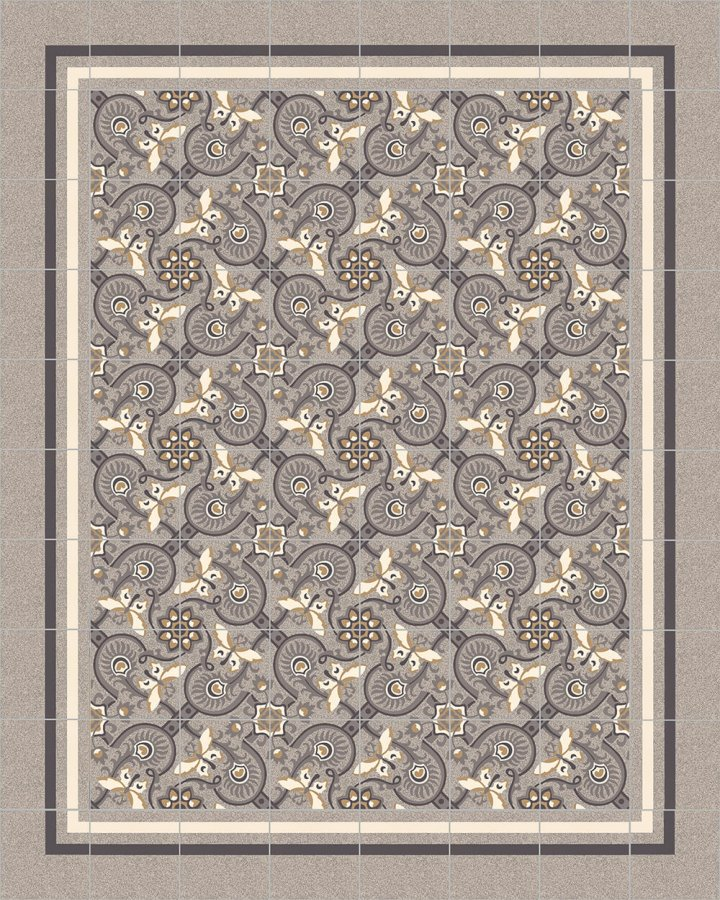 Floor tiles Floor Tiles multi-coloured Layouts and patterns SF 565 C