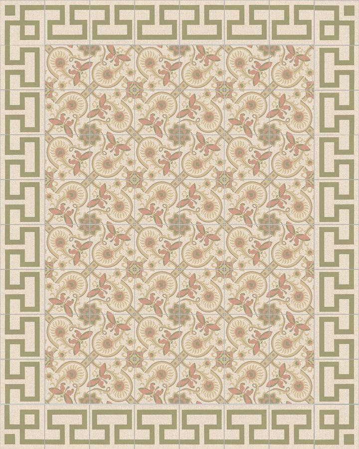 Floor tiles Floor Tiles multi-coloured Layouts and patterns SF 565 P