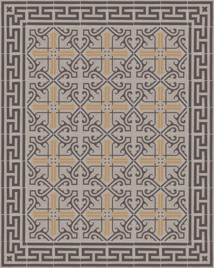 Floor tiles Floor Tiles multi-coloured Layouts and patterns SF 206 C