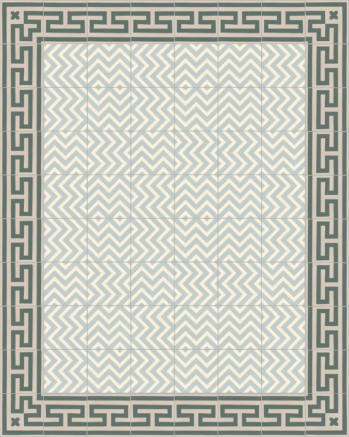 Floor tiles Floor Tiles multi-coloured Layouts and patterns SF 206 G