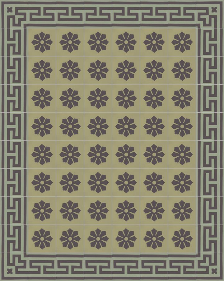 Floor tiles Floor Tiles multi-coloured Layouts and patterns SF 206 J