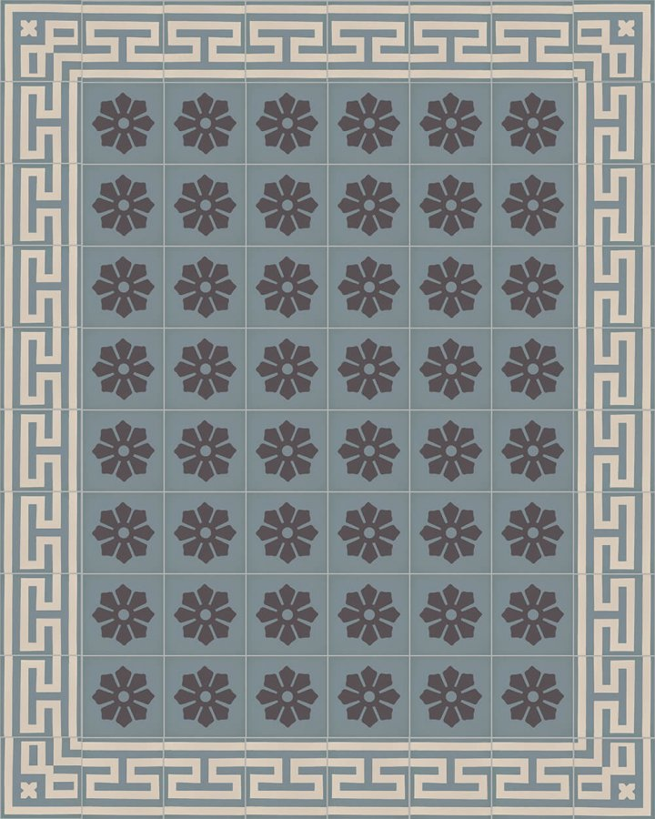 Floor tiles Floor Tiles multi-coloured Layouts and patterns SF 244 L