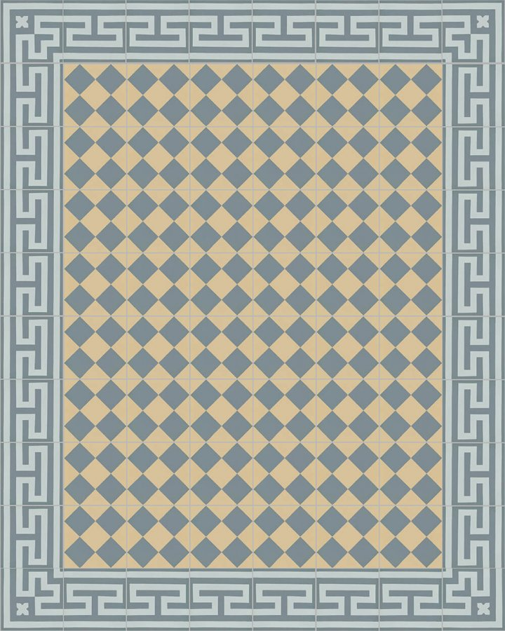 Floor tiles Floor Tiles multi-coloured Layouts and pattern SF 218 O