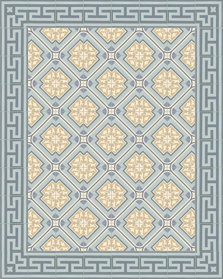 Floor tiles Floor Tiles multi-coloured Layouts and patterns SF 206 O