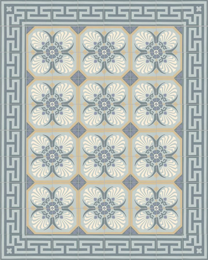Floor tiles Floor Tiles multi-coloured Layouts and patterns SF 558 O