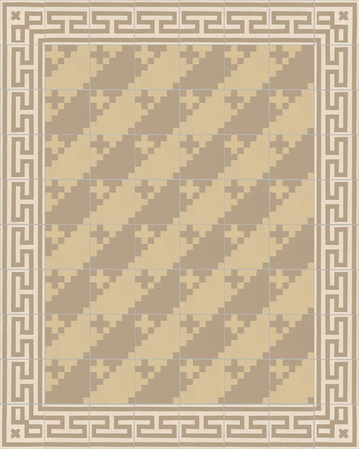 Floor tiles Floor Tiles multi-coloured Layouts and patterns SFTG 7201 P a