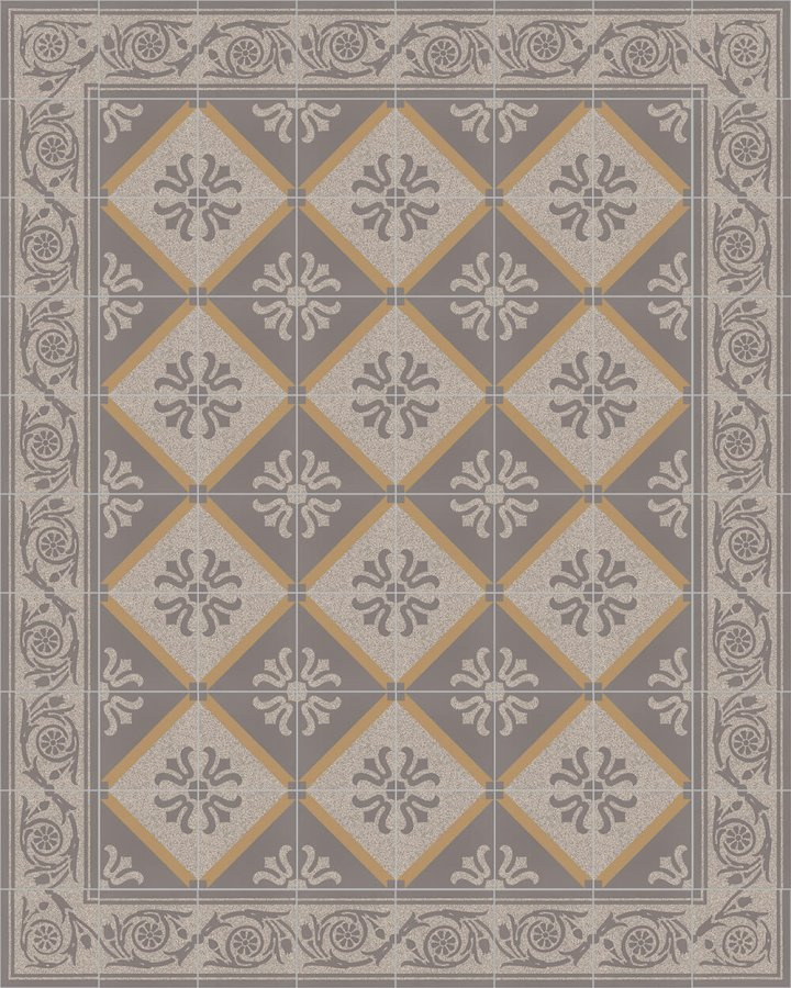 Floor tiles Floor Tiles multi-coloured Layouts and patterns SF 323 C