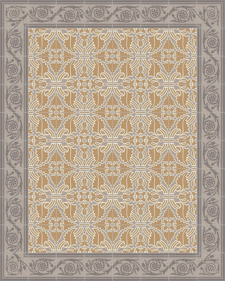 Floor tiles Floor Tiles multi-coloured Layouts and patterns SF 331 C r