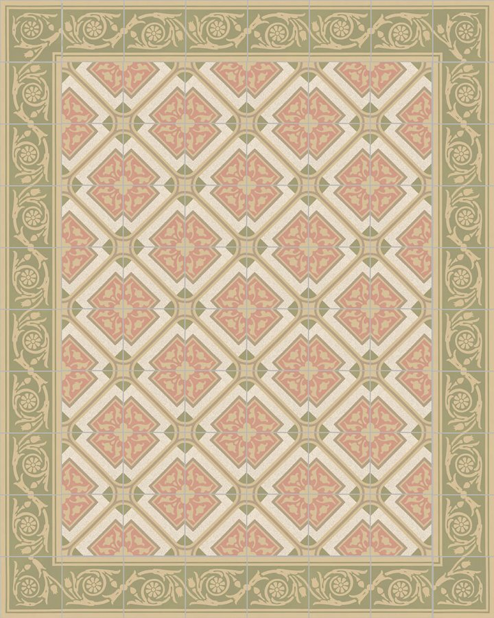 Floor tiles Floor Tiles multi-coloured Layouts and patterns SF 208 P e