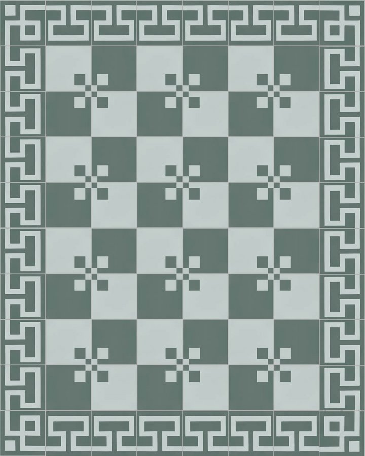 Floor tiles Floor Tiles multi-coloured Layouts and patterns SF 254 G