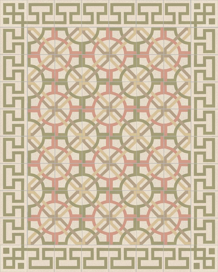 Floor tiles Floor Tiles multi-coloured Layouts and patterns SF 566 P
