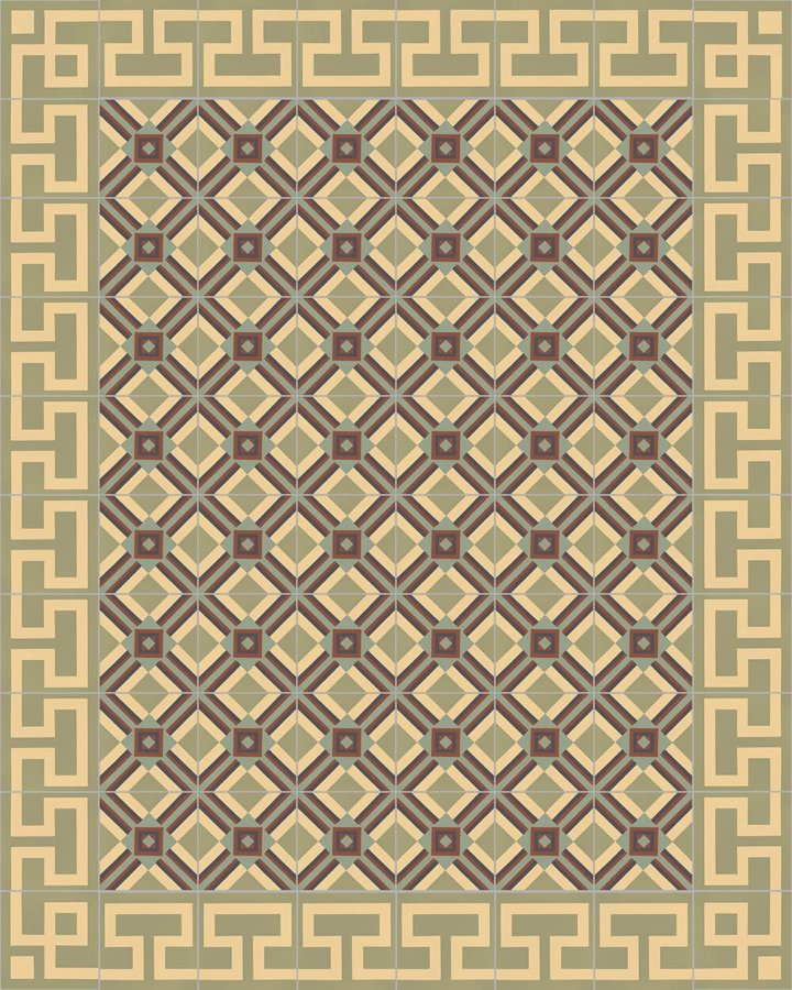 Floor tiles Floor Tiles multi-coloured Layouts and patterns SF 254 J