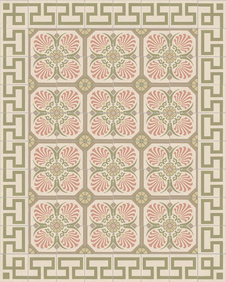 Floor tiles Floor Tiles multi-coloured Layouts and patterns SF 558 P