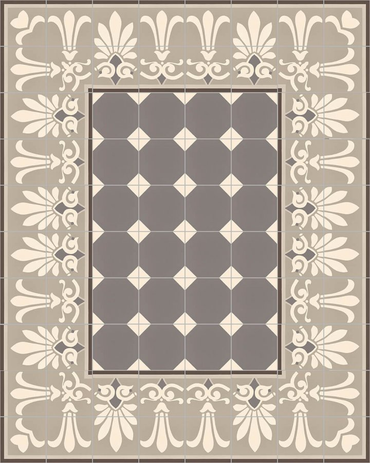 Floor tiles Floor Tiles multi-coloured Layouts and patterns SF 202 E