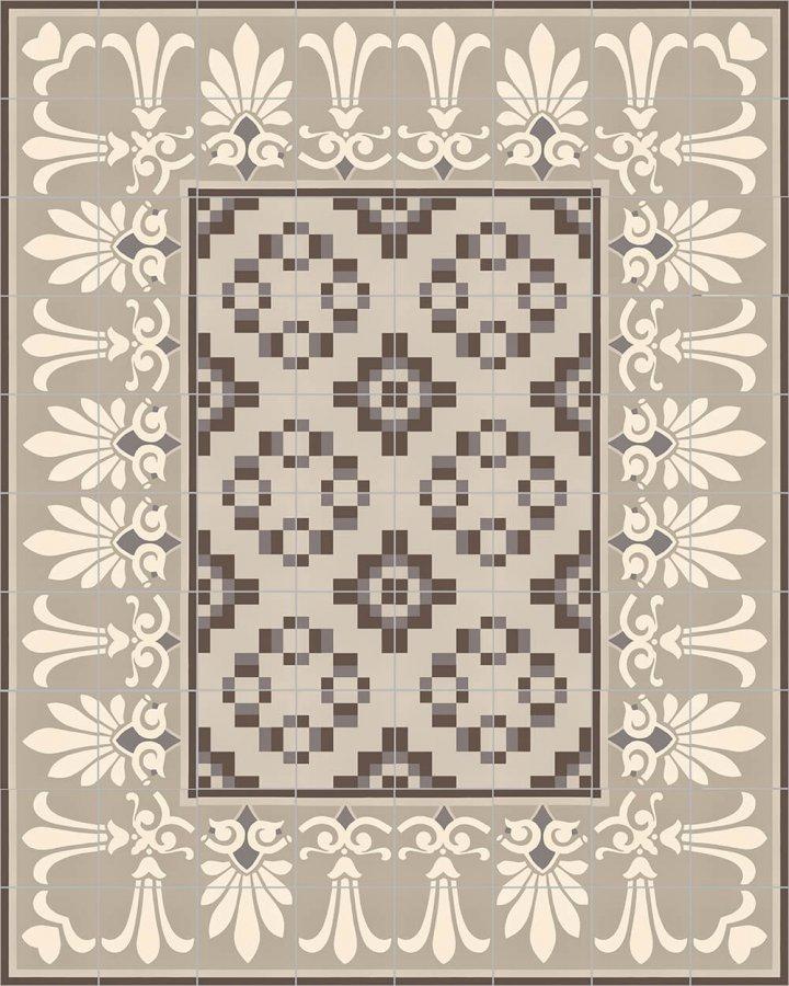 Floor tiles Floor Tiles multi-coloured Layouts and patterns SF 304 unten