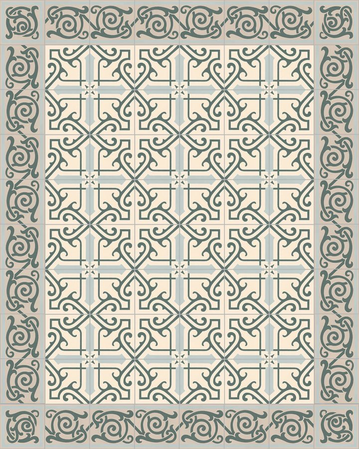 Floor tiles Floor Tiles multi-coloured Layouts and patterns SF 333 G