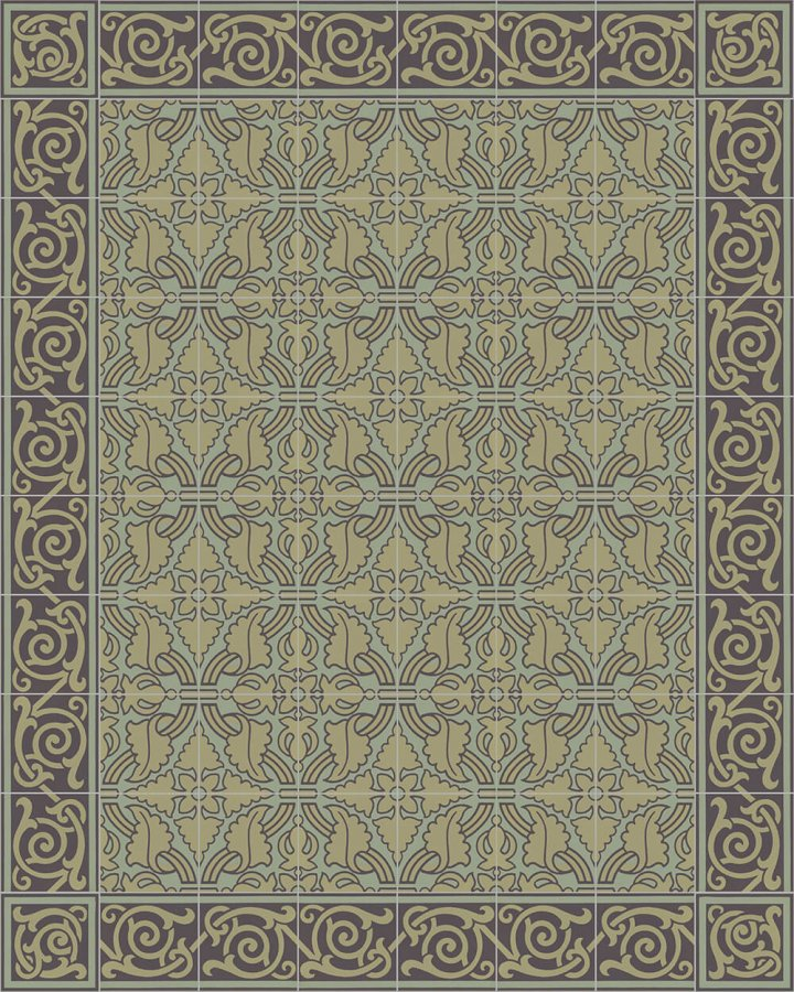 Floor tiles Floor Tiles multi-coloured Layouts and patterns SF 331 J l